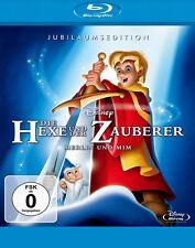 Die Hexe und der Zauberer (Merlin und Mim) Walt Disney           | Blu-ray | 035