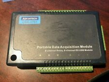 Advantech Usb 4761 Portable Data Acquisition Module 8 Channel Relay Used