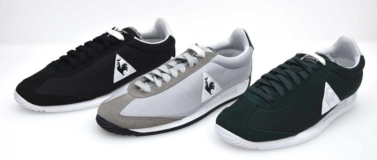 LE Coq Sportif herr herr herr skor Casual skor Pradier Synthetic Quartz Nylon  butik försäljning försäljningsstället
