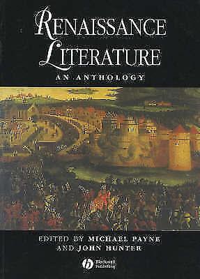 1 of 1 - Renaissance Literature: An Anthology (Bl