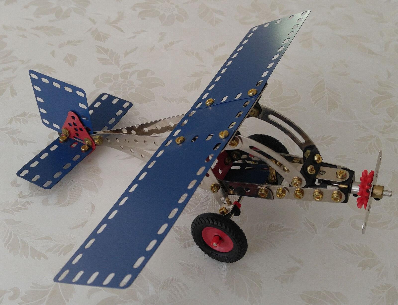 Märklin 45292 (Spur 1) – Metall Flugzeug Deko-Sonder-Edition, Neu, OVP