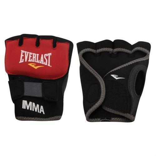 Everlast Gel Senza Dita in Neoprene Sports Allenamento MMA Guanti Taglia S//M R171-9