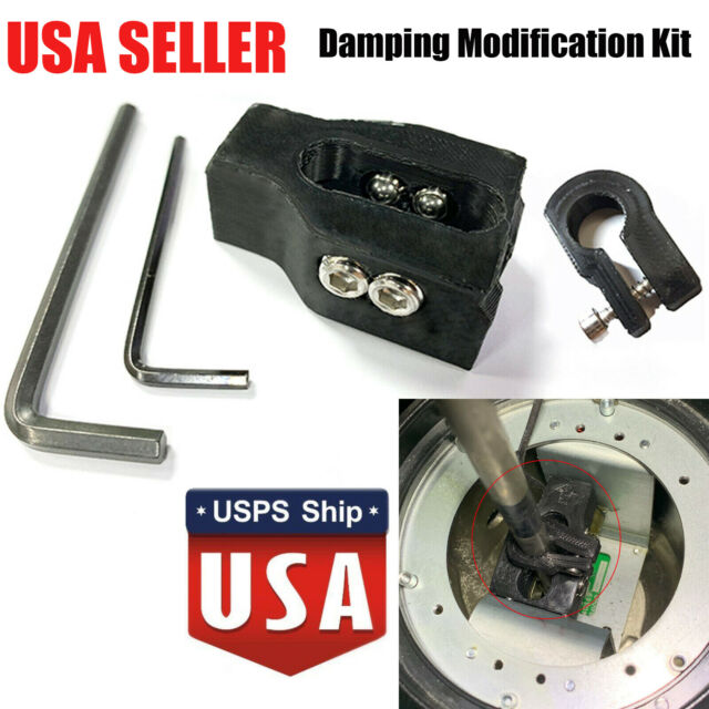For Thrustmaster TH8A Metal Modified Mod Gear Shifter Damping Kits Upgrade #US