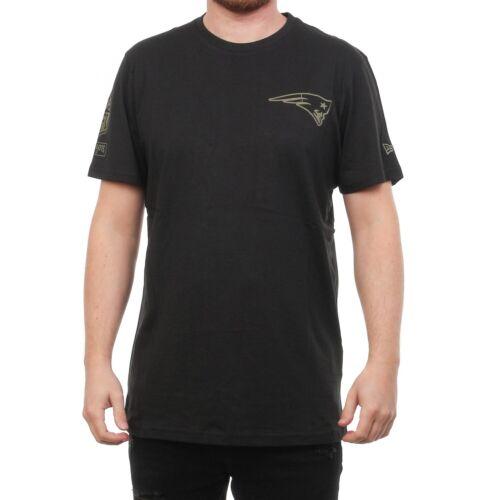 New Era New England Patriots T-Shirt Herren Shirt schwarz 34831