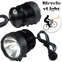 1600lm Hid Xenon Fahrradlampe Flashlight Scheinwerfer Fahrradbeleuchtung 6600mah