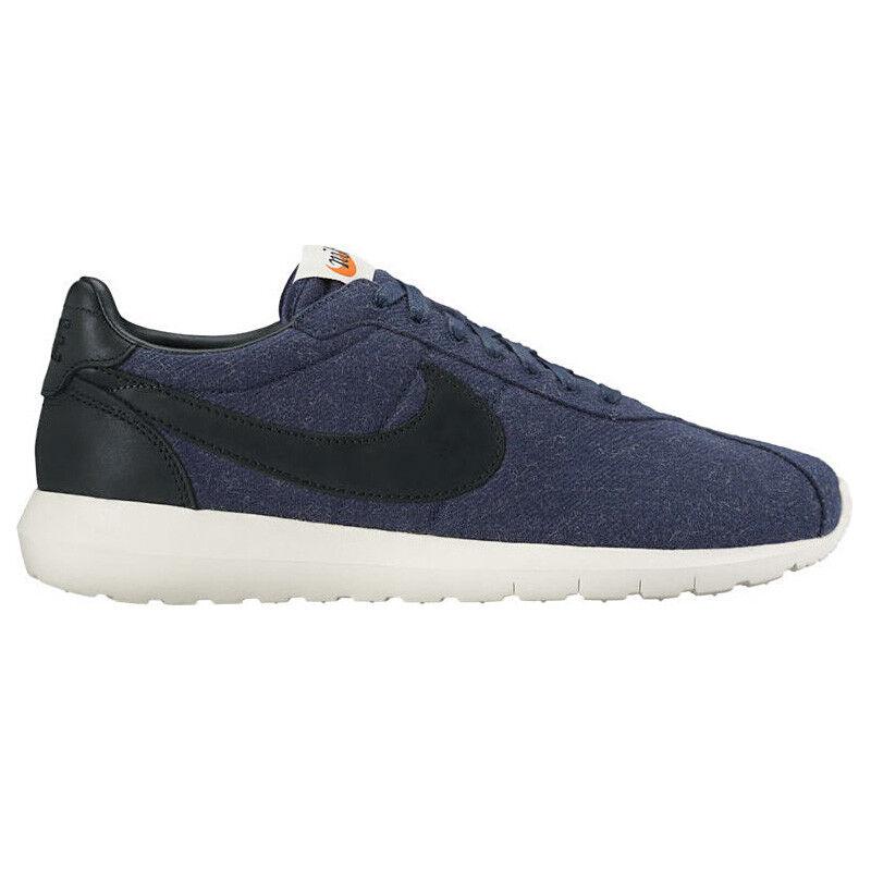 Nike Roshe LD-1000 Cortez Sneaker Blau Herren Schuhe Denim-Textil One 844266-400