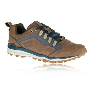 Image is loading Merrell-All-Out-Crusher-Mens-Brown-Trail-Running-