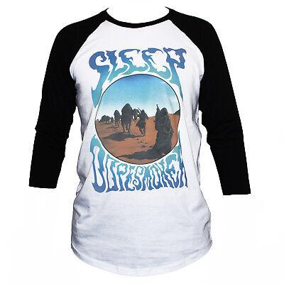 SLEEP T SHIRT Stoner Doom Metal Clutch Electric Wizard Band Music Graphic VEST