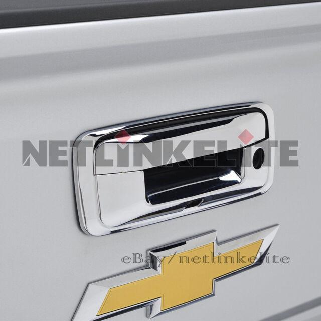 Fit 2015 2016 2017 Chevrolet Silverado / GMC Sierra Chrome