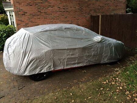Cubierta de coche de FORD Focus ajustada al aire libre Mk2 /& St 2005-2011