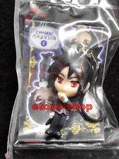 KUROSHITSUJI Black Butler Mascot Part 1 Gashapon SEBASTIAN MICHAELIS Figure SP