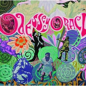The-Zombies-Odessey-amp-Oracle-Mono-New-Vinyl-LP-Germany-Import