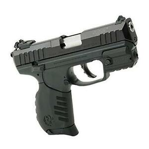 LaserMax LMSRMSR Rail Mount for Ruger SR22, SR9C and SR40C - Black