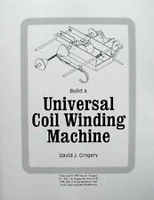 Build a Universal Coil Winding Machine/electronics