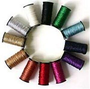 Kreinik-Very-Fine-4-Braids-2-Spools-U-CHOOSE-COLORS
