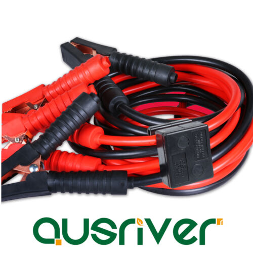 New 4m Jumper Leads Booster Cables Start with Surge Protector for Car Auto 3.0L