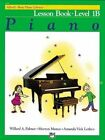 Alfred's Basic Piano Course Lesson Book Bk 1b by Willard Palmer 9780882847894