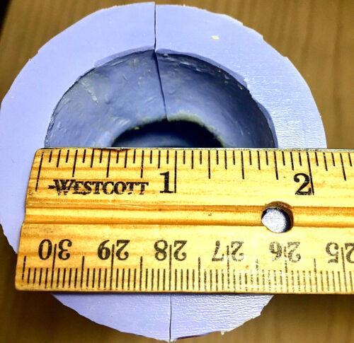 Molde de Silicona Vela del Pilar 7 Perilla que Molde De Vela de hechizo Chakra