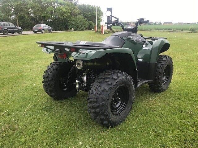 Yamaha Kodiak IRS, 2019, ccm 450