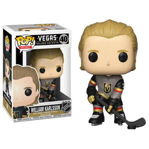 William Karlsson  Las Vegas Golden Knights Pop Vinyl NHL Golden Knights