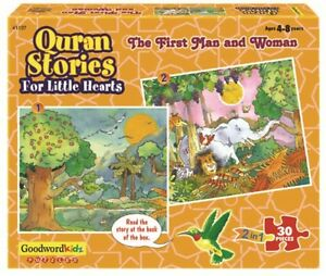 Qur-039-an-Stories-for-Little-Hearts-Puzzle-The-First-Man-and-Woman