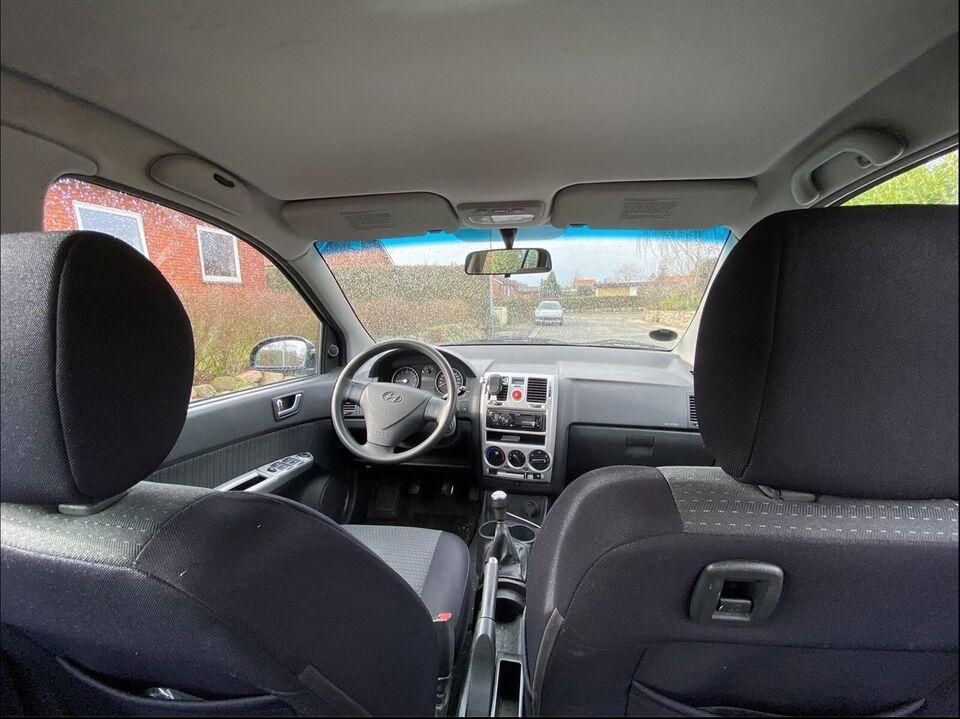 Hyundai Getz, 1,6 GL, Benzin