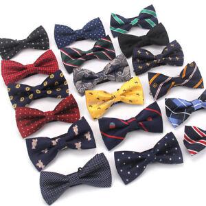 Men-Bowtie-Bow-Tie-Suit-Necktie-Formal-Wedding-Party-Ties-30-color-Adjustable