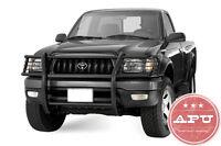 1999-2002 Toyota 4runner Black Grille Brush Guard Push Bull Crash Bar