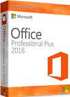 Microsoft Office Professional plus 79p-05552 2016 PC Open Business