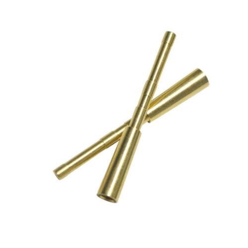 12pcs Arrow Insert Adapter Connector ID4.2mm Shaft Archery DIY Broadheads Points
