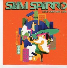 (EB657) Sam Sparro, 21St Century Life - 2008 DJ CD