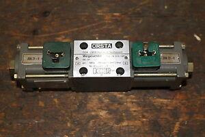 Orsta-Hydraulic-Directional-Control-Valve-TGL-26223-60-NW-6-06-012-11-06-306-21x012-11x306-21