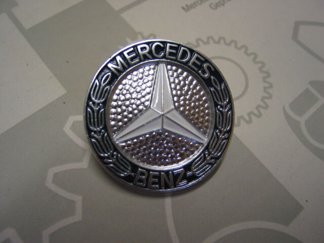 Mercedes G, Emblem, Bonnet, Mercedesstars, New, original MB