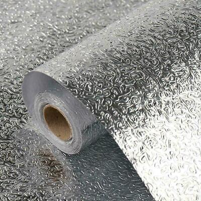 ölbeständiger Aluminiumfolie-Küchenschrank-Wa 1x Selbstklebender wasserdichter