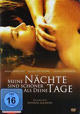 MEINE NÄCHTE SIND SCHÖNER ALS DEINE TAGE -S.Marceau-DVD