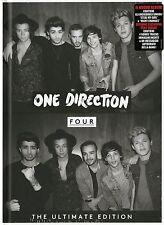 One Direction - Four - CD Deluxe +4 Bonus songs (nuovo album/disco sigillato) 1D