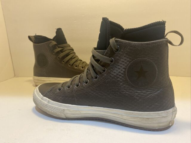 Converse Chuck Taylor All Star II Counter Climate Leather Brown ...