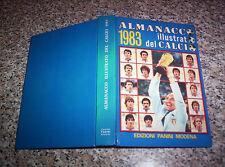ALMANACCO ILLUSTRATO DEL CALCIO 1983 PANINI QUASI PERFETTO