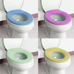 5X-WC-Cloth-Super-Soft-Toilet-Washable-Bathroom-Warmer-Seat-Lid-Cover-Pads-Nt8