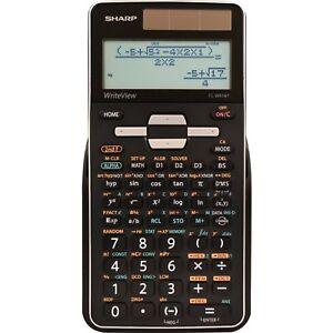 Sharp EL-W516TBSL Scientific Calculator (elw516tbsl)