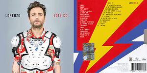 JOVANOTTI-Lorenzo-2015-CC-Deluxe-Version-2CD-30-Canzoni-Originale-2015CC