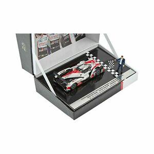 Spark-1-43-Toyota-Gazoo-Rennen-Ts050-Hybrid-2018-8-Le-Mans-24h-Winner-Limited