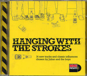 NME-Hanging-With-The-Strokes-19-trk-CD-NEW-Johnny-Thunders-Modern-Lovers-Ramones