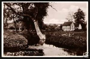 Amersham-The-old-Mill-by-the-Stream-Watermill