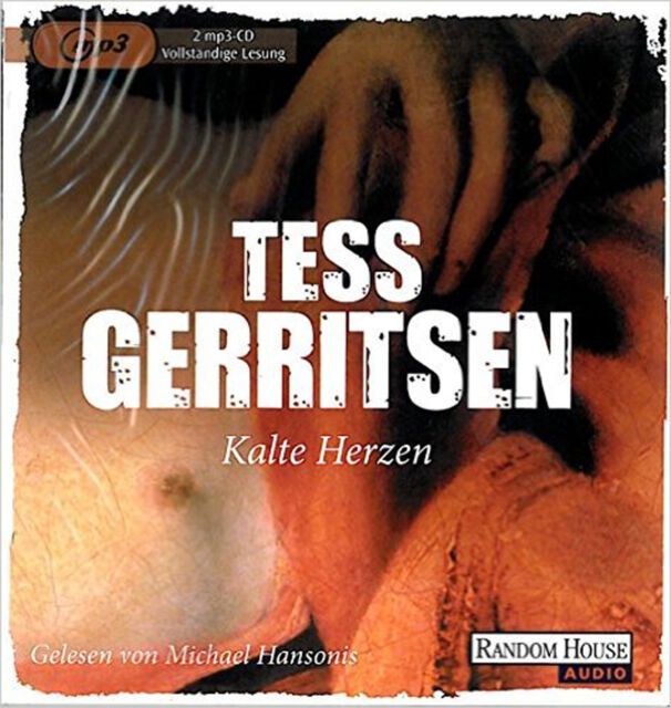 Gerritsen, Tess: Kalte Herzen Random House Audio mp3
