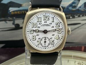 Sensational-Signed-Ulysses-Nardin-WW1-Trench-Watch-Double-Signed-Watch
