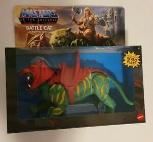Masters Of The Universe Origins Battle Cat 2020 Walmart Exclusive Mattel NEW