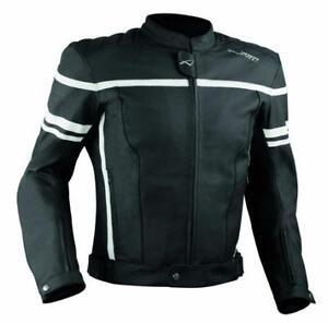 8c7e8d9883e La imagen se está cargando Moto -Leather-Jacket-Chaqueta-Piel-Sport-Custom-Protecciones-