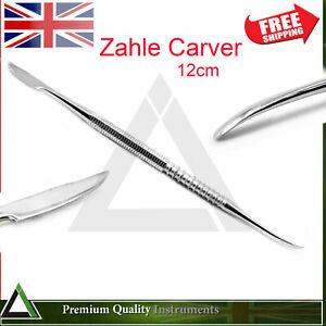 Dental-Zahle-Carver12cm-Wax-Laboratory-Technician-Modelling-Periodontal-Tools-CE