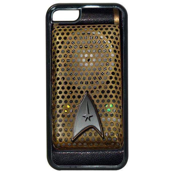 Hard Plastic Case for Iphone Samsung Galaxy HTC ONE Star Trek Communicator